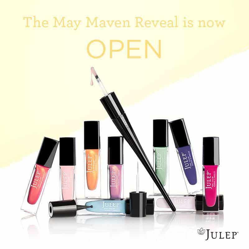 May 2014 Julep Maven Selection Spoilers