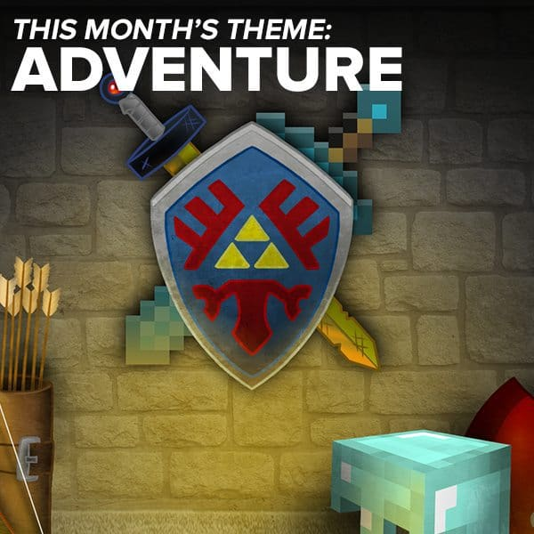 May 2014 Loot Crate Theme: Adventure