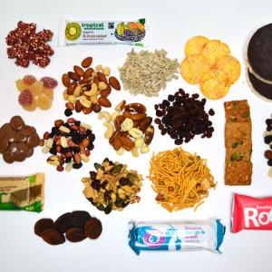 Scrummy Organics Snack Box