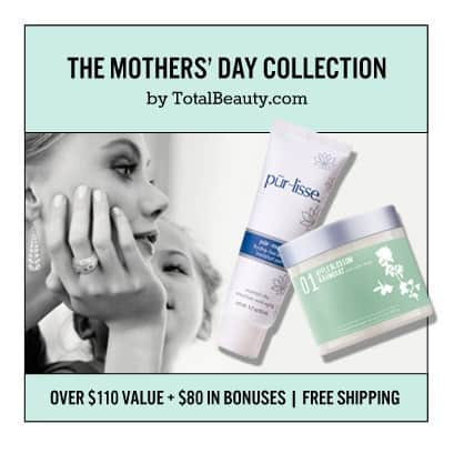 Total Beauty Mother's Day Collection