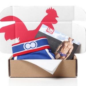 Underwear Nation Monthly Subscription Box