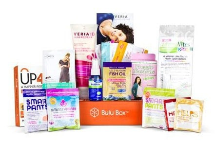 Bulu Box Limited Edition Mindful Mom Box