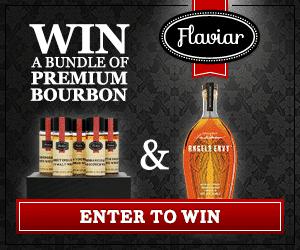 Flaviar Bourbon Giveaway