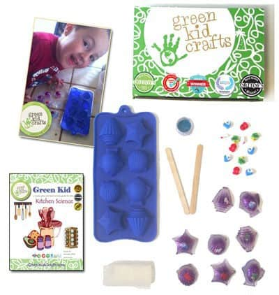 Green Kid Crafts Soap Making Kit Free Trial