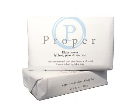June 2014 Birchbox Man Box Spoiler - Proper Bar Soap Elderflower