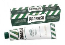 June 2014 Birchbox Man Box Spoiler - PRORASO Shaving Cream