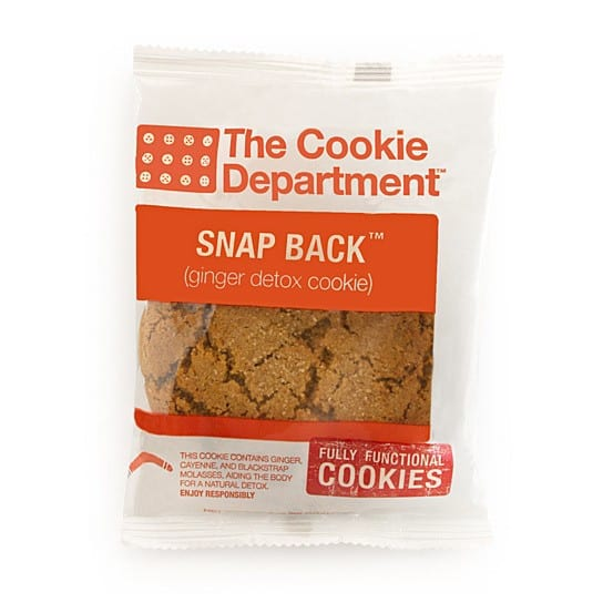 June 2014 Love with Food Box Spoilers - The Cookie Department