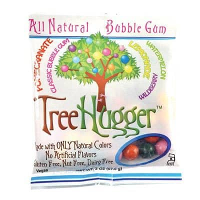 June 2014 Love with Food Box Spoilers - Tree Hugger Gum