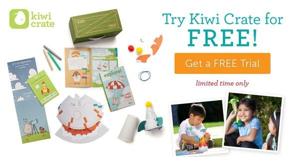 Kiwi Crate Free Trial Project