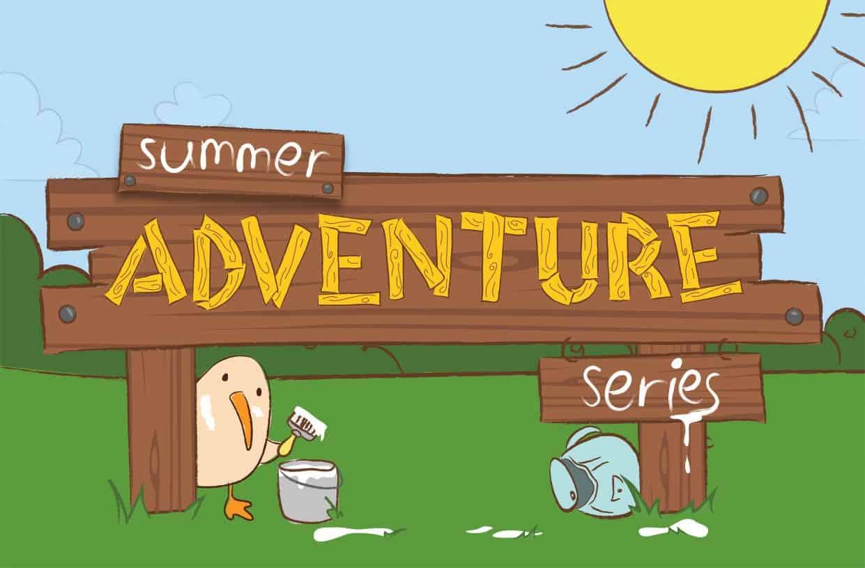 Kiwi Crate Summer Adventure Series