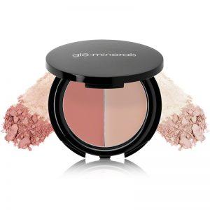 May 2014 blush Mystery Beauty Box Spoiler - glominerals Blush Duo