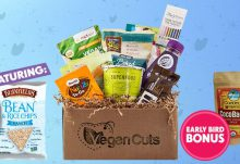 May 2014 Vegan Cuts Snack Box Spoiler