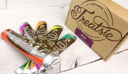 Treatsie Chocolate Bar Subscription Box