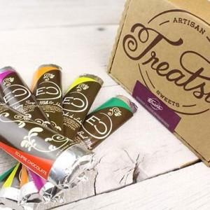 Treatsie Chocolate Bar Subscription Box