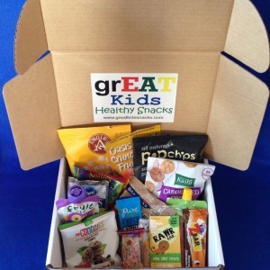 GREAT Kids Snack Box Monthly Subscription Box