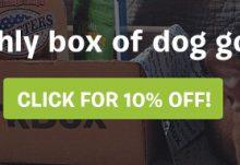 BarkBox 10% Off