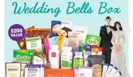 New Bulu Box Limited Edition Wedding Bells Box