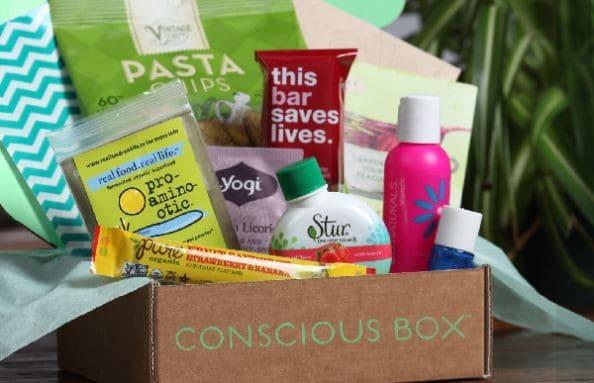 Conscious Box Taster Box
