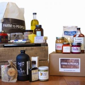 Farm to People Tasting Box Subscription Box