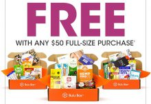 Free 3 Month Bulu Box Subscription