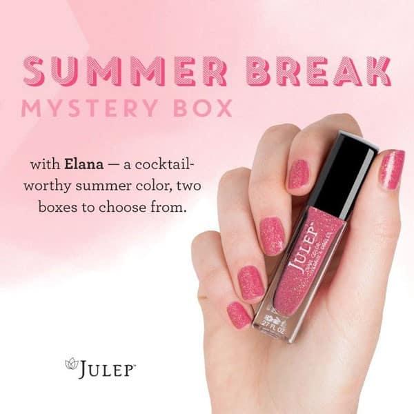 Julep June Summer Break Mystery Box