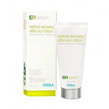 July 2014 Birchbox Man Box Spoiler - COOLA Environmental Repair Plus® Radical Recovery™ After-Sun Lotion