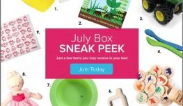July 2014 Citrus Lane Box Spoilers