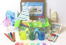 July 2014 Green Kid Crafts Box Spoiler - Wacky Water Science