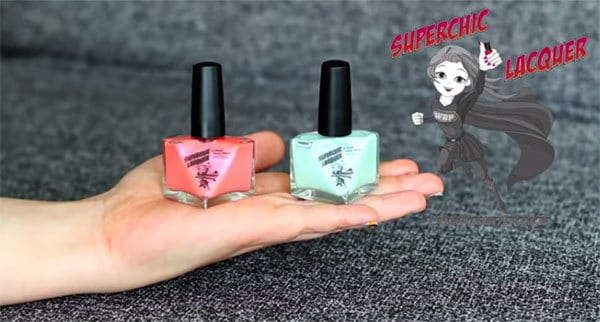June 2014 Vegan Cuts Beauty Box Spoiler - Superchic Lacquer