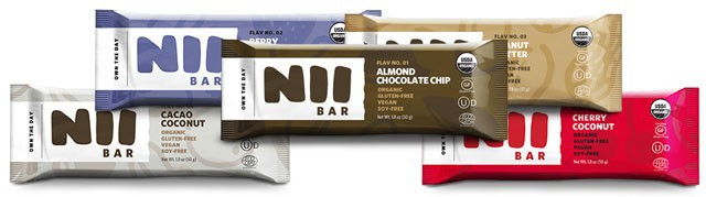 June 2014 Vegan Cuts Snack Box Spoiler - Nii Bar