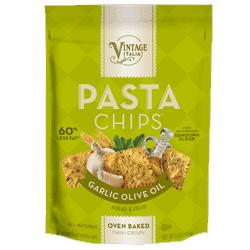 June 2014 Vegan Cuts Snack Box Spoiler - Pasta Chips