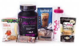 FREE NLA For Her Water Bottle for Next 100 PrettyFit Orders