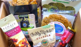 1st Month FREE with 3 Month The Tasteful Pantry Treat Box Subscriptions with Code BackToSchool