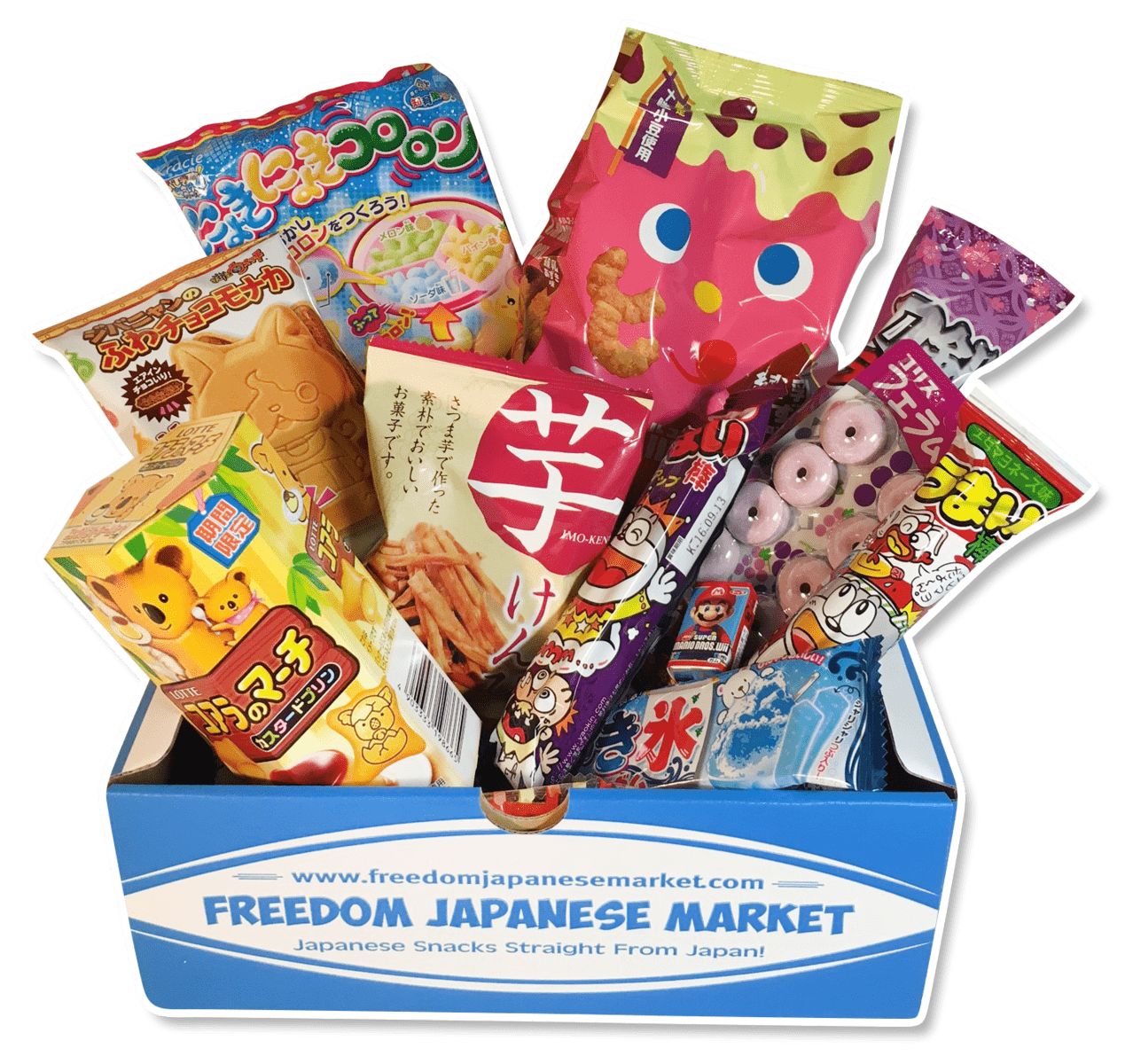 Japanese Snack Subscription Box Japanese Products Every Month