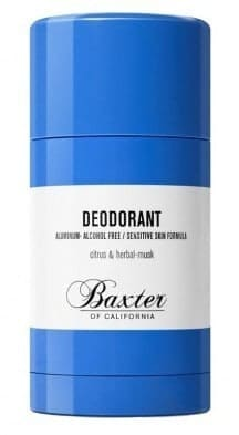 August 2014 Birchbox Man Box Spoiler - Baxter of California Deodorant