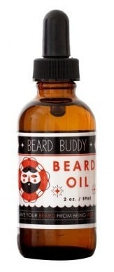 August 2014 Birchbox Man Box Spoiler - Beard Buddy Beard Oil