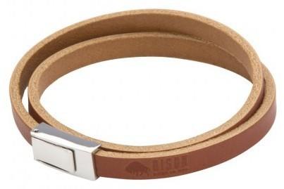 August 2014 Birchbox Man Box Spoiler - Bison Made Double Wrap Bracelet