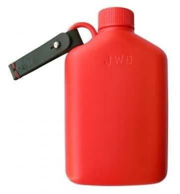 August 2014 Birchbox Man Box Spoiler - Bush Smarts Hip Flask