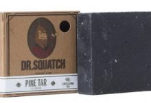 August 2014 Birchbox Man Box Spoiler - Dr. Squatch Bar Soap