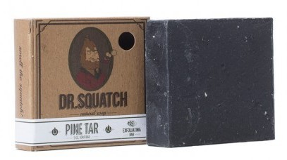 August 2014 Birchbox Man Box Spoiler - Dr. Squatch Bar Soap