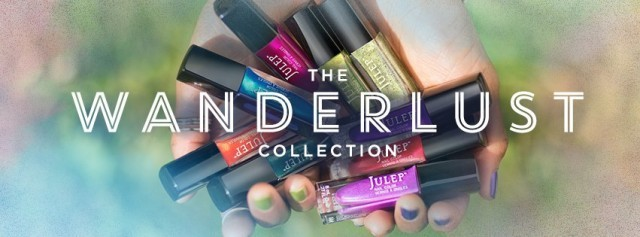 August 2014 Julep Maven Wanderlust Collection
