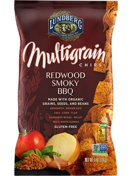 August 2014 Love with Food Box Spoiler - Smoky Redwood BBQ multigrain chips by Lundberg Family