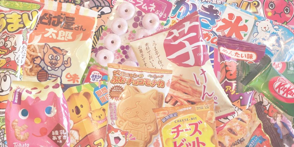 Japanese Food Box Subscription Uk