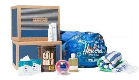 Limited Edition: Birchbox Man + Cool Hunting Summer Collection