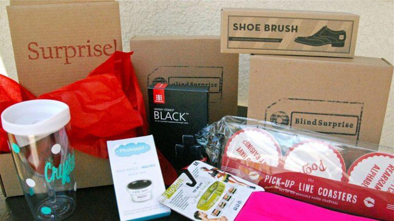 Blind Surprise Subscription Box