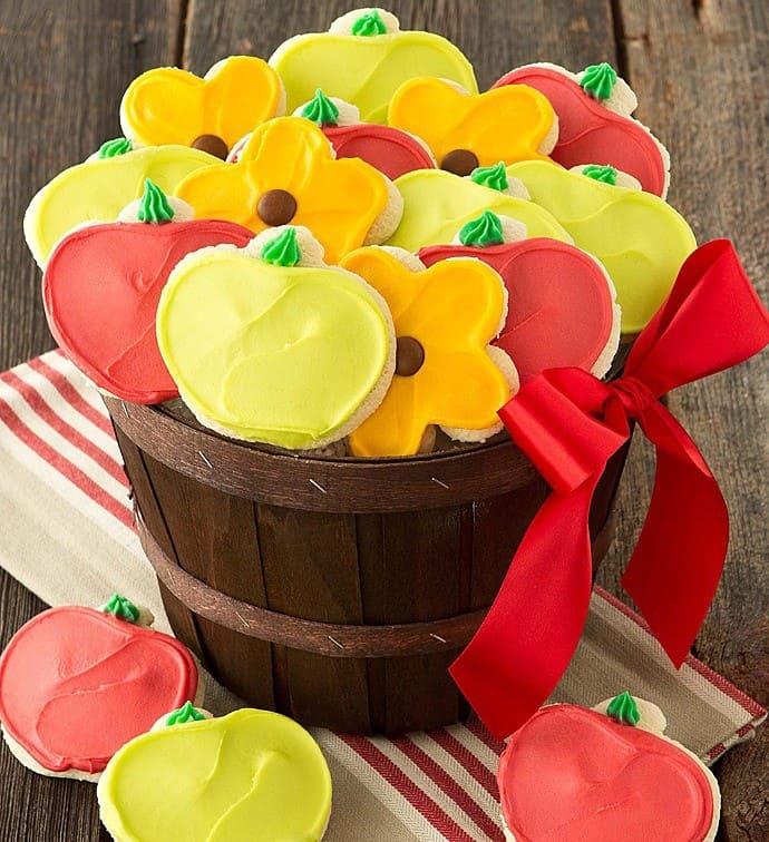 Cheryl's Gourmet Cookies Sweet Summer Harvest Basket