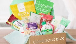 Save $10 Off Your 1st Conscious Box Plus with Code PLUS10OFF