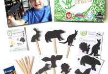 Green Kid Crafts Free Trial - Shadow Puppets