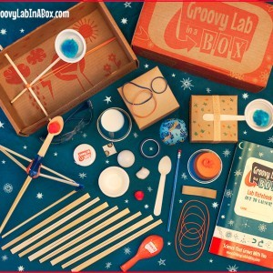 Groovy Lab in a Box Subscription Box