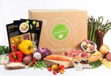 HelloFresh Meal Box